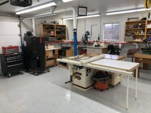 Presbyterian Village North Opens Woodshop for Residents
